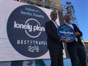 guíaLonely Planet, Sevilla
