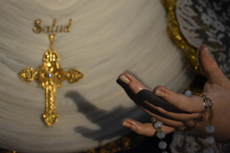Virgen de la Salud, Triana
