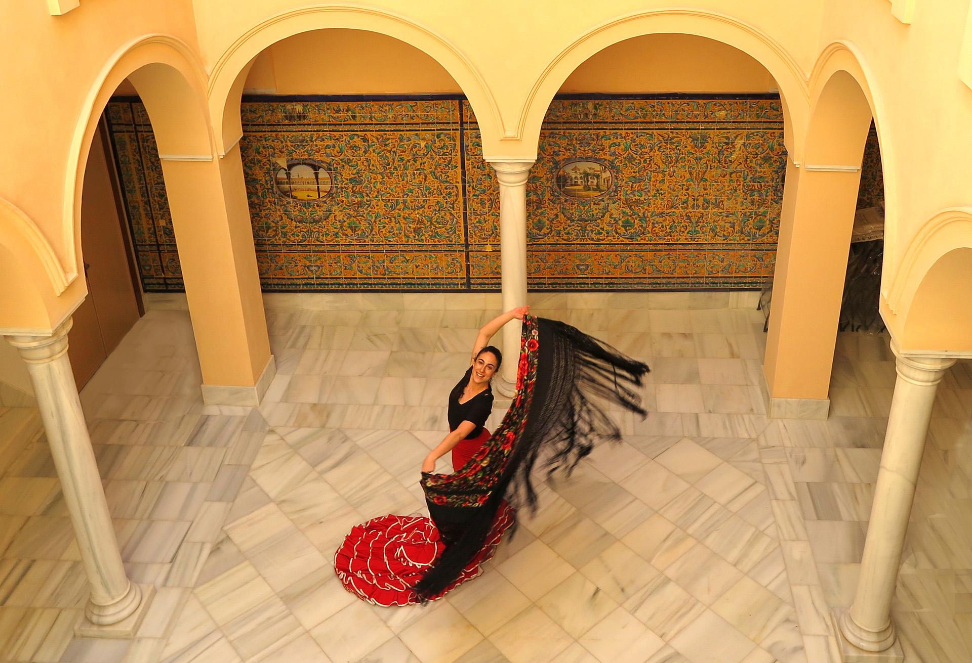 Jornada de Puertas abiertas en la Fundación Cristina Heeren para celebrar el Día del Flamenco 2017