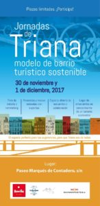Jornadas 2017 plan turístico Triana