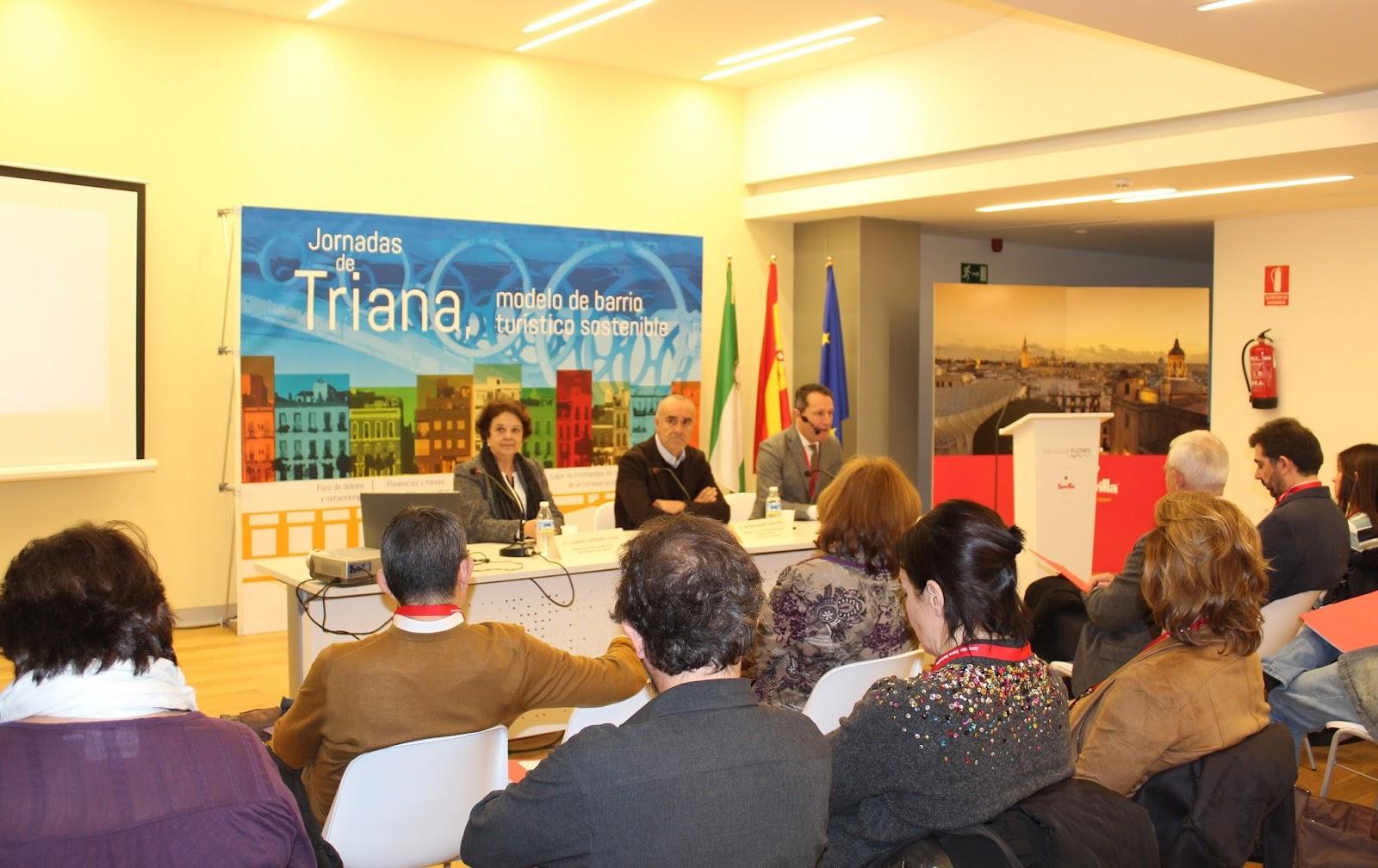 El Ayuntamiento de Sevilla comienza la elaboración del plan turístico para Triana