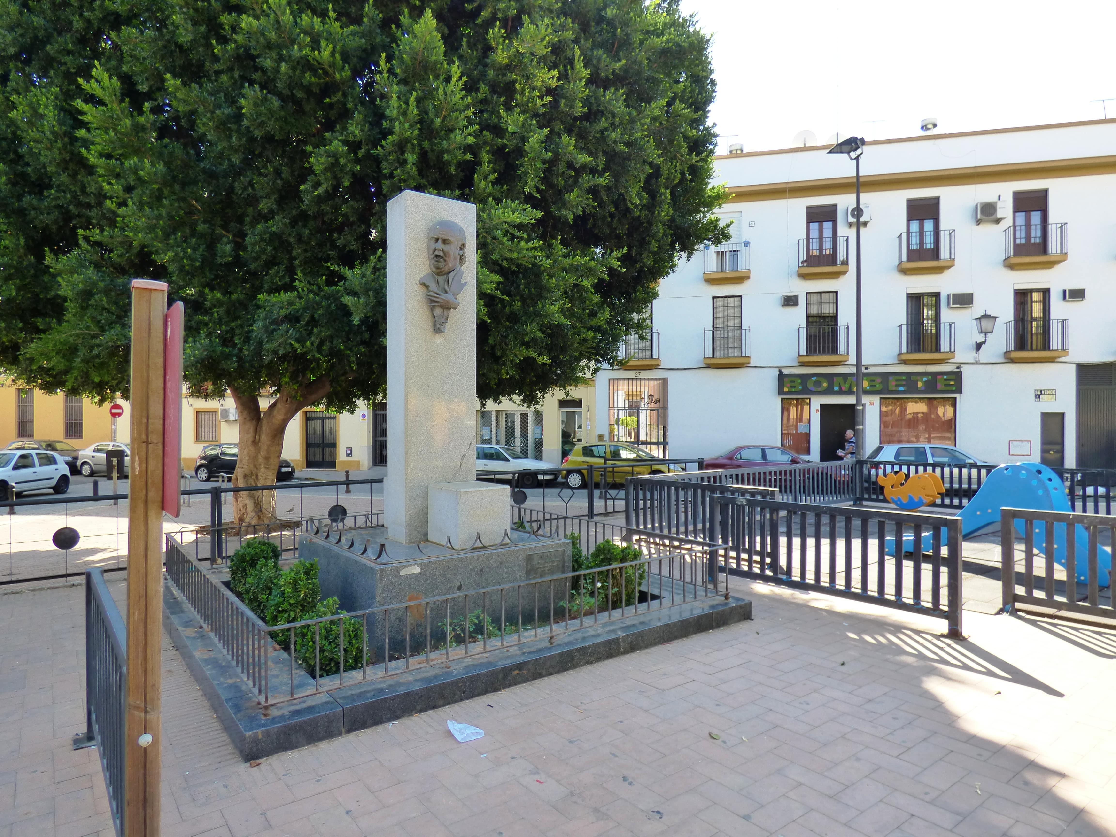Callejeos Plaza a Manuel Oliver Triana Procurador