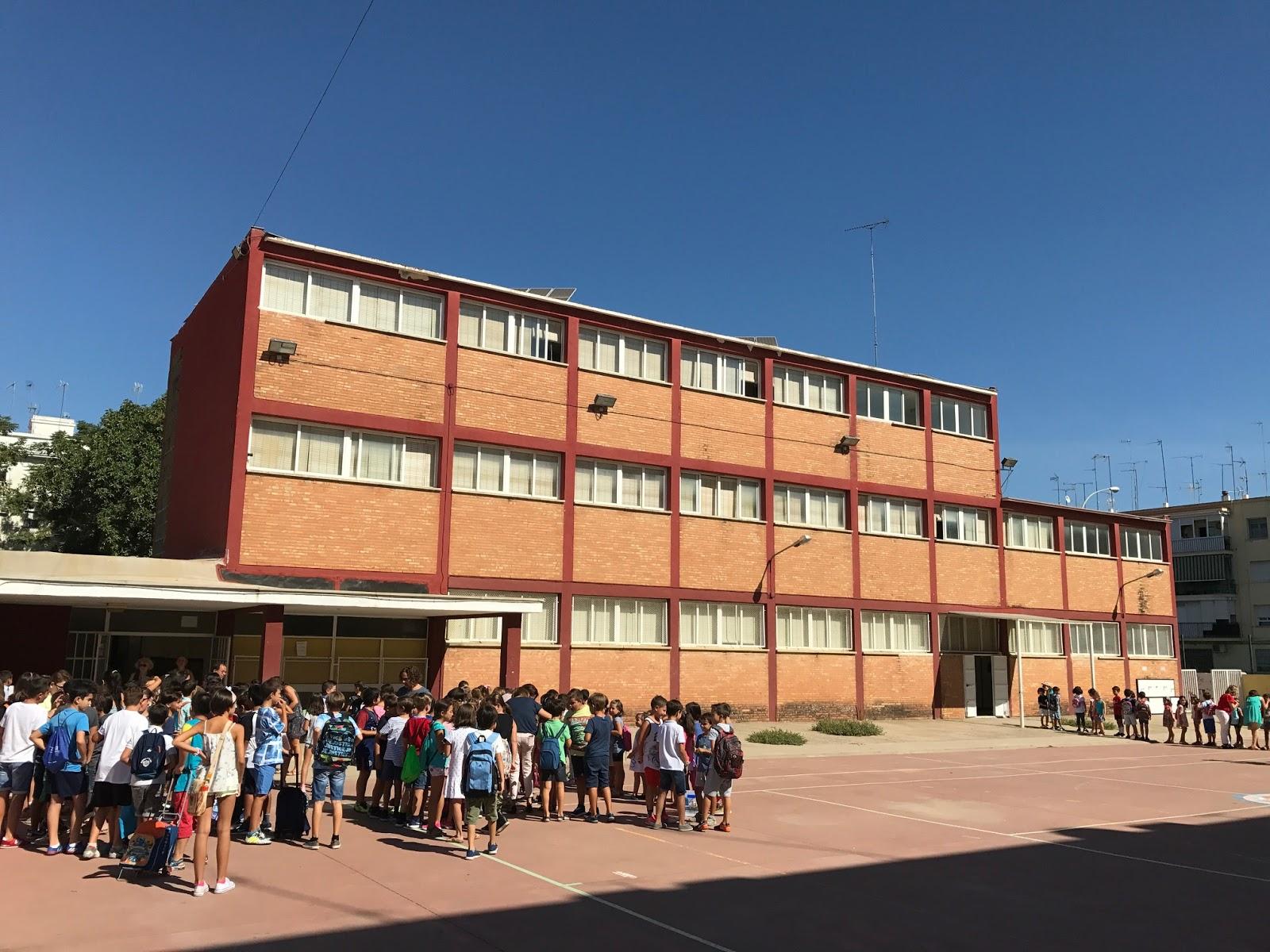 Colegio Alfares sombra