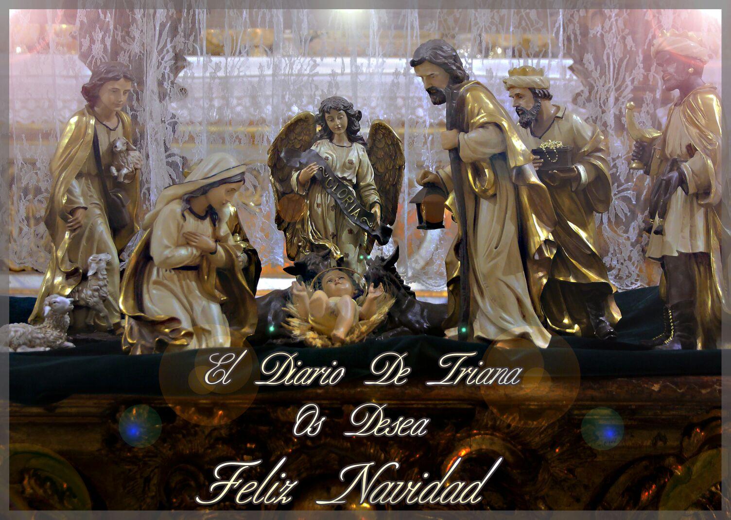 Feliz Navidad 2017 Foto Jesús Daza