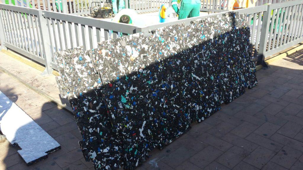 Adecuación parque Plaza Oliver de Triana
