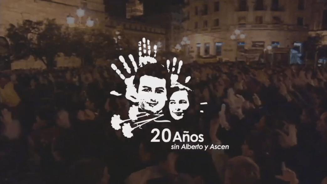 20 años sin Alberto y Ascen. A su memoria