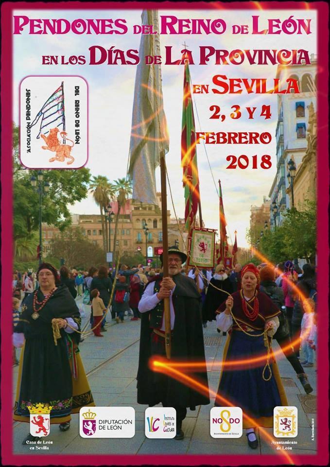 Días de León, Sevilla, 2018