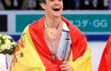 Javier Fernández consigue el europeo de patinaje por sexta vez consecutiva