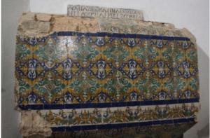 Carámica Triana, Monasterio de Tentudía, Niculoso Pisano