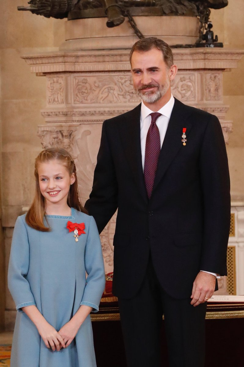 Princesa de asturias, Toison de oro