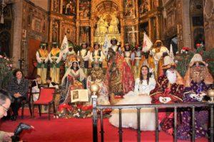 Reyes Magos, Triana 2018