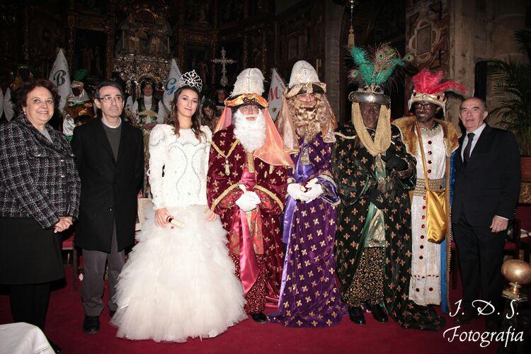 Coronación Reyes Magos 2018
