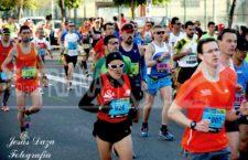 La Media Maratón 2018 pasará por Triana al principio del recorrido.