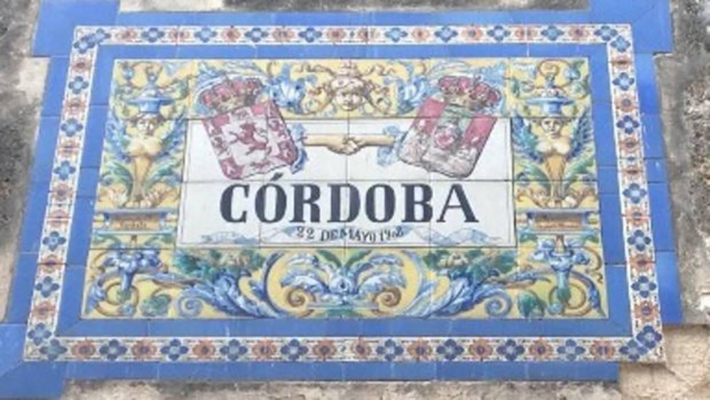1908, azulejo, calle Córdoba, cerámica de Triana,