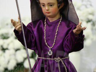 Niño Jesús de nazareno, adivinanza