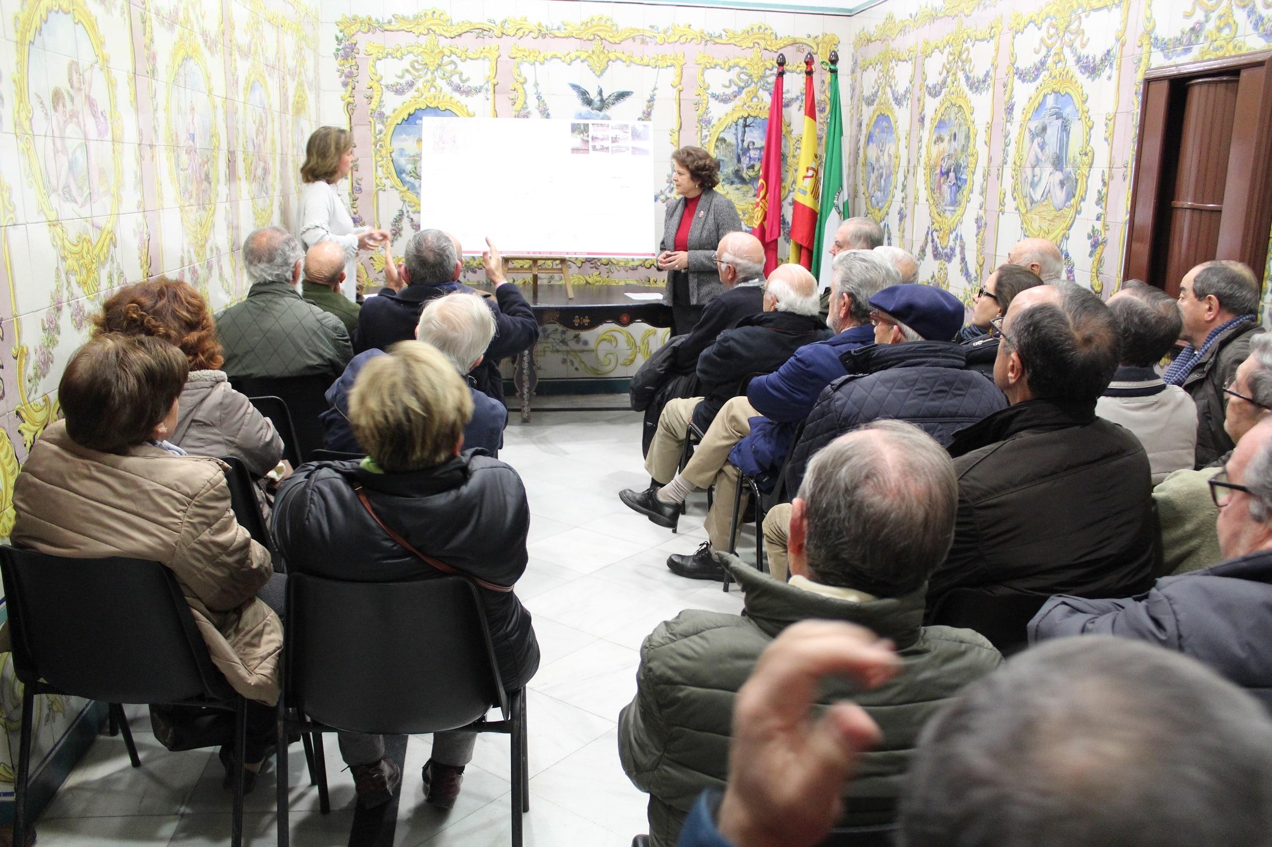 proyecto, reurbanización, Plaza Salesiano Don Ubaldo
