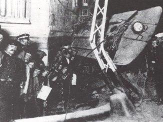 Tranvía, taberna Berrinche,Triana, 1912,