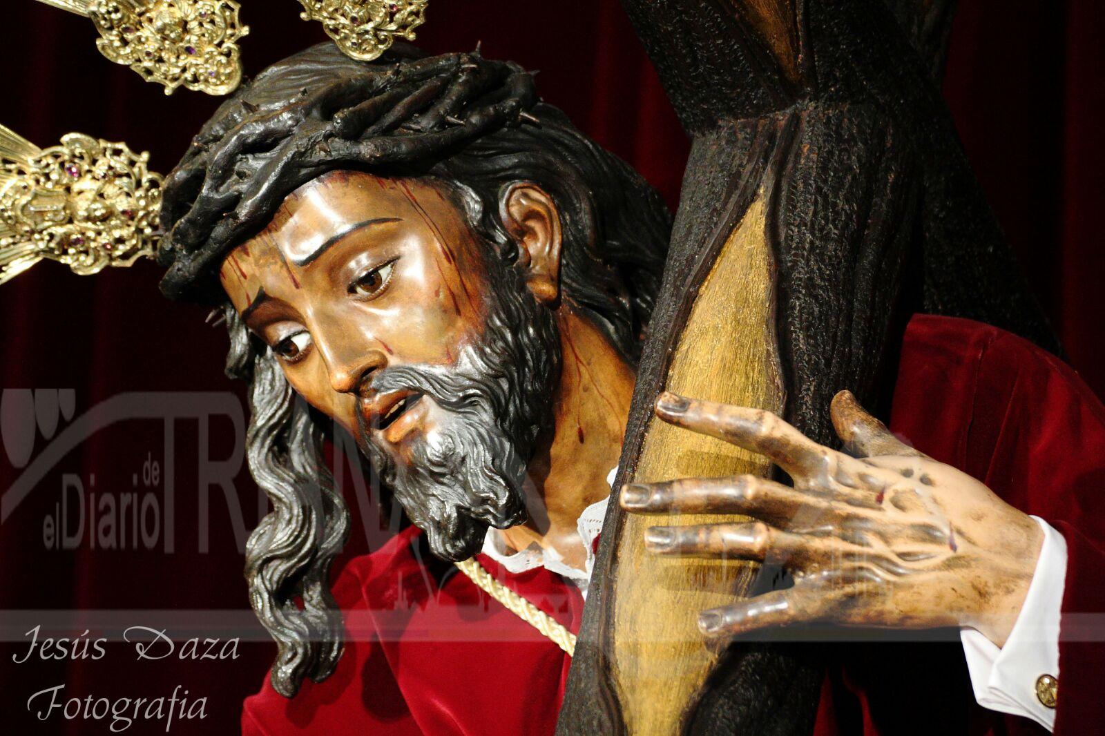 Cultos, Vía crucis y Traslado del Santísimo Cristo de las Tres Caídas De Triana 2018