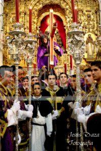 Vía crucis y Traslado del Santísimo Cristo de las Tres Caídas De Triana 2018