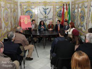 Presentación Cartel II Pregón Solidario Diario de Triana