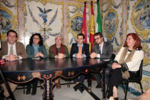 Presentación Cartel IIPregón Solidario Diario de Triana