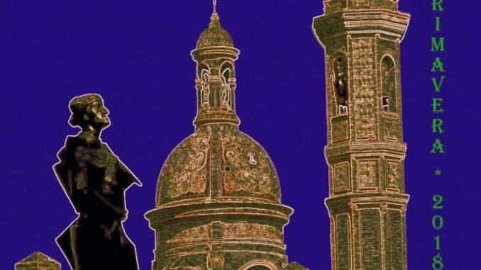 Conferencia , cerámica vertebración del barrio de Triana