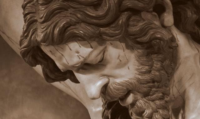 Cristo de pasión y muerte. Quinario