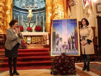 Cartel, Presentación cartel Semana Santa Triana 2018