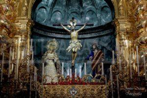 Stmo Cristo de la Expiración Triana (El Cachorro) Jesús Daza