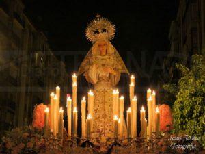 Nuestra Señora del Consuelo ,AAVV Santa Ana