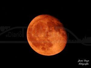 Luna llena, Semana Santa