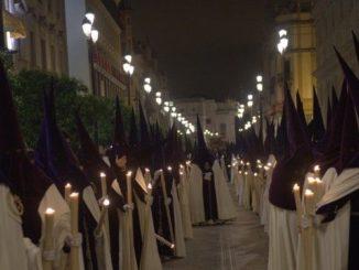 Madrugé, nazarenos, Esperanza de Triana,