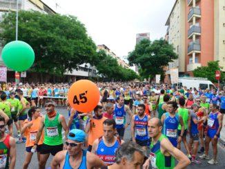 #Sevilla10, Carrera popular parque Vega de Triana
