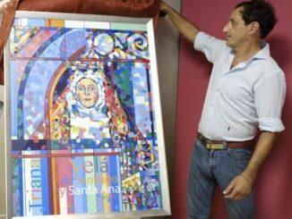 José Cerezal, pintor, cartel