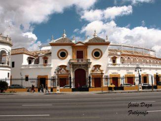 Maestranza, plaza de Toros de Sevilla
