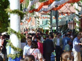 Guía, Feria de abril