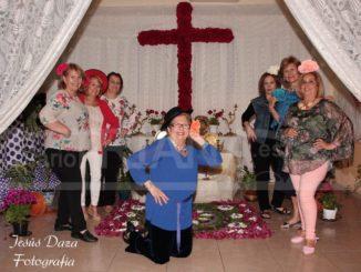 Cruz de Mayo 2018 Asc. de mujeres entre dos rios
