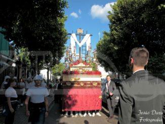 Cruz de mayo_ San Gonzalo, Triana, 2018.