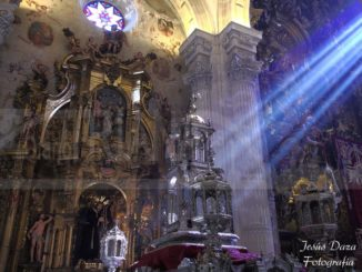 Custodia Corpus Christi Sevilla. Foto Jesús Daza