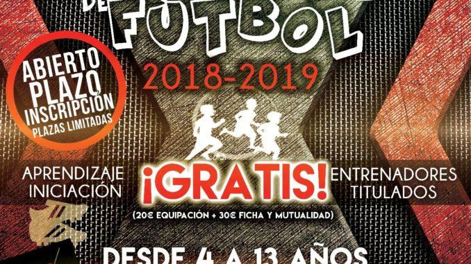 Escuelas deportivas, Triana C.F.