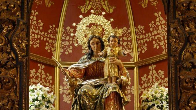 María Auxiliadora, salesianos Triana