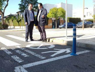 Plan protección peatones