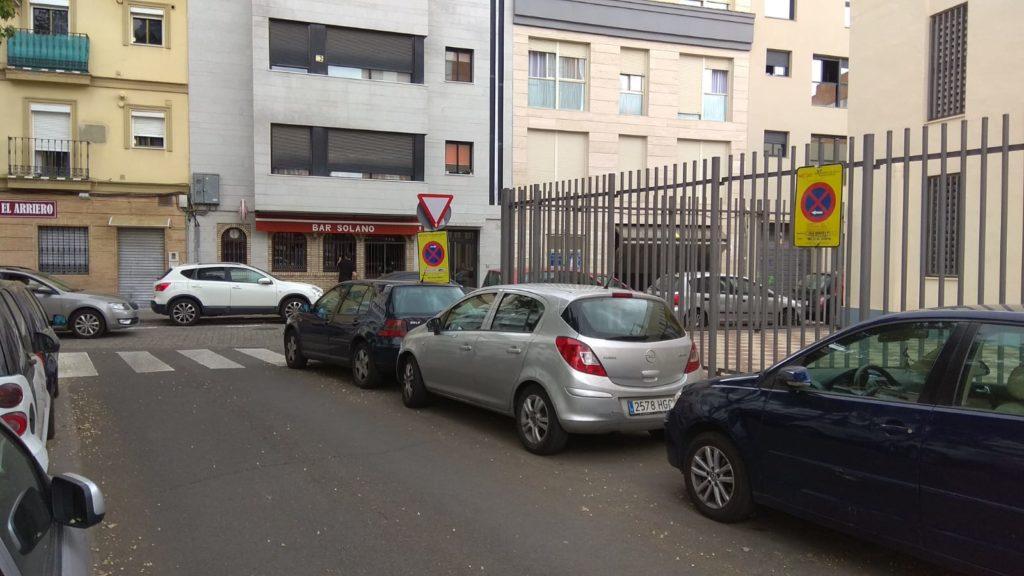 Plan protección peatones _Ayto_ Sevilla_Triana