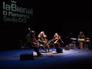 Presentación Bienal de Flamenco , Madrid