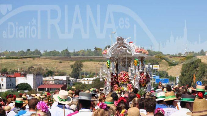 Triana sale para la aldea, Rocío