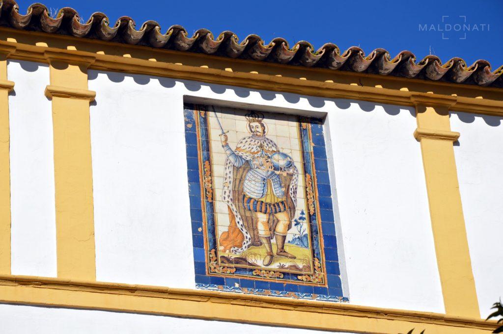 Azulejo, San Fernando, cerámica trianera,