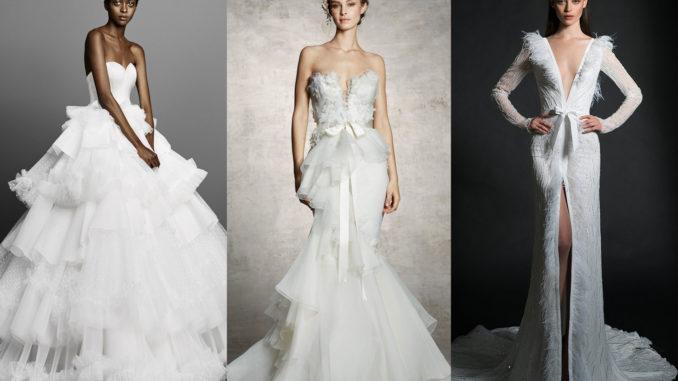 Vestido de novia en 12