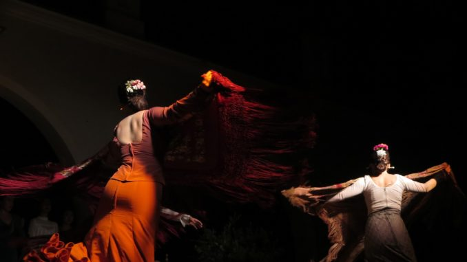 Gala flamenca alamillo