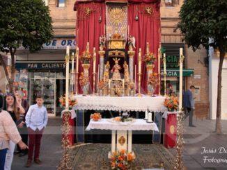 Altares, Corpus Christi Triana 2018.