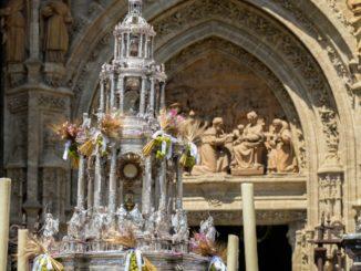 Corpus Christi, retransmisión